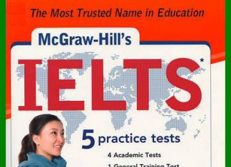 McGraw-Hill's IELTS 5 Practice Test with Audio CD